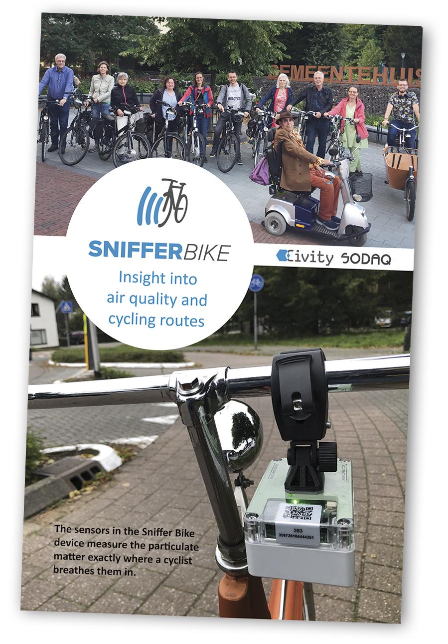 Brochure: Sniffer Bike