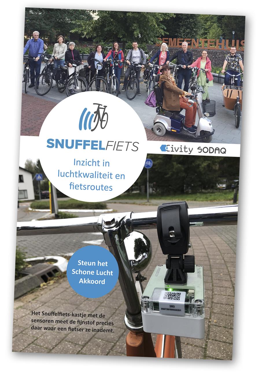 Brochure: Snuffelfiets