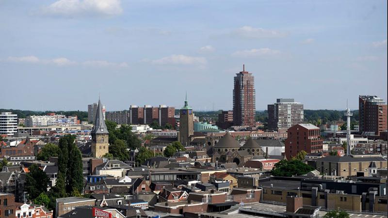 Gemeente Enschede Melding openbare ruimte? Dat kan slim en snel