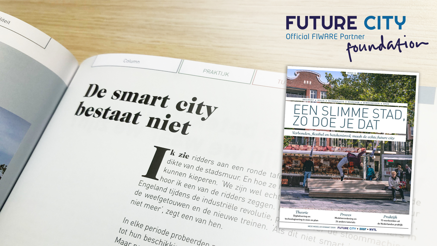 De smart city bestaat niet