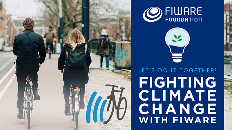 Fighting climate change with FIWARE